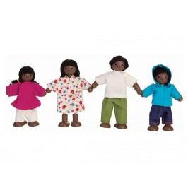 PLAN TOYS PlanToys Puppenfamilie 4-teilig 4007416