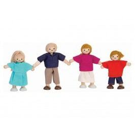 PLAN TOYS PlanToys Puppenfamilie 4-teilig 4007415