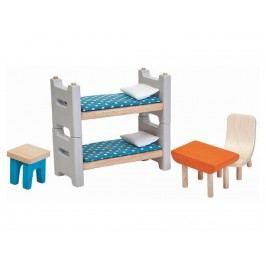 PLAN TOYS PlanToys Puppenmöbel Kinderzimmer 4007350