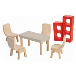 PLAN TOYS PlanToys Puppenmöbel Esszimmer 4007348