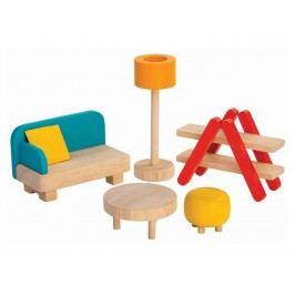 PLAN TOYS PlanToys Puppenmöbel Wohnzimmer 4007347