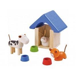 PLAN TOYS PlanToys Puppenmöbel Haustiere und Zubehör 4007314