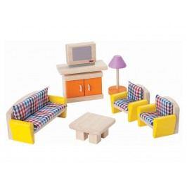 PLAN TOYS PlanToys Puppenmöbel Wohnzimmer 4007307