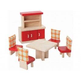 PLAN TOYS PlanToys Puppenmöbel Esszimmer NEO 4007306