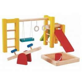 PLAN TOYS PlanToys Puppenmöbel Spielplatz 4007153