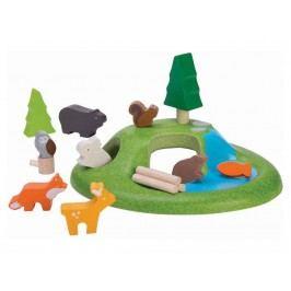 PLAN TOYS PlanToys Spielwelt Tiere 4006625