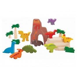 PLAN TOYS PlanToys Spielewelt Dinosaurier 4006621