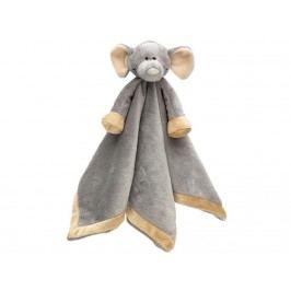 TEDDYKOMPANIET® Diinglisar Wild Schmusetuch Elefant 4514874