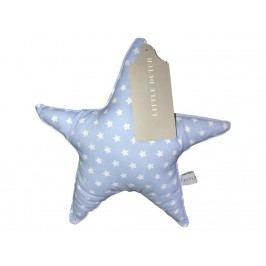 LITTLE DUTCH Spieluhr Stern Blau/Weiss 5244