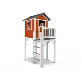 SUNNY Spielhaus Lodge Scandinavian Red XXL C050.011.05