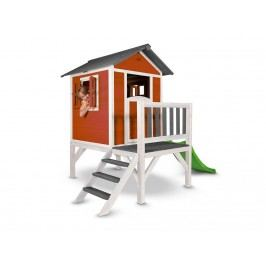SUNNY Spielhaus Lodge Scandinavian Red XL C050.002.05