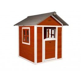 SUNNY Spielhaus Lodge Scandinavian Red C050.001.05