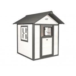 SUNNY Spielhaus Lodge Grau/Weiß C050.001.00