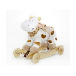 TEDDYKOMPANIET® Schaukeltier Diinglisar Kuh mit Musik 4520353