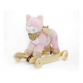 TEDDYKOMPANIET® Schaukeltier Diinglisar Katze mit Musik 4520351