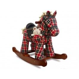 LITTLE BIRD TOLD ME Schaukelpferd , Winston & Red Heritage Stable Kollektion LB3070