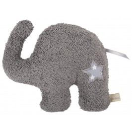 LOTTAS LABLE® Frottee Kuscheltier Elefant ELDO 8050-1
