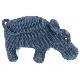 LIFETIME Kidsroom Stofftier Hippo Blue S40046-3