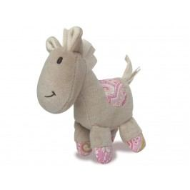 LITTLE BIRD TOLD ME Little Buddies Fluff Horse LB1022