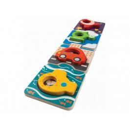 PLAN TOYS PlanToys Auto Puzzle 4005675