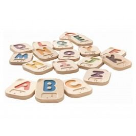 PLAN TOYS PlanToys Alphabet Blindenschrift 4005671