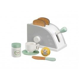 KIDS CONCEPT Toaster aus Holz 412972