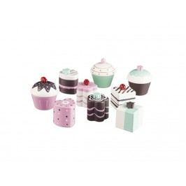KIDS CONCEPT Kekse / Cup Cakes gemischt 9er-Set aus Holz 412941