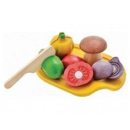 PLAN TOYS PlanToys Gemüseset inkl. Schneidebrett 4003601