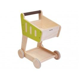 PLAN TOYS PlanToys Einkaufswagen aus Holz 4003481