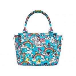 JU-JU-BE Tokidoki Wickeltasche Be Classy - Rainbow Dreams 15FB01AT-RBD-NO SIZE