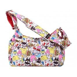 JU-JU-BE Hello Kitty Wickeltasche HoboBe - Hello Sanrio 14HB01HK-HSA-NO SIZE