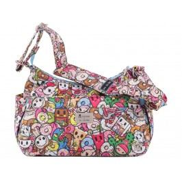JU-JU-BE Tokidoki Wickeltasche HoboBe - Tokipops 12HB01AT-POP-NO SIZE