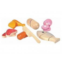 PLAN TOYS PlanToys Fleisch- & Wurstset aus Holz 4003457