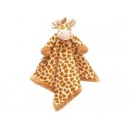 TEDDYKOMPANIET® Diinglisar Wild Schmusetuch Giraffe 4514871