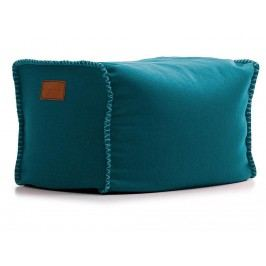 LAZY LIFE PARIS Bel Air Pouf Hocker Türkis 296-BB0216