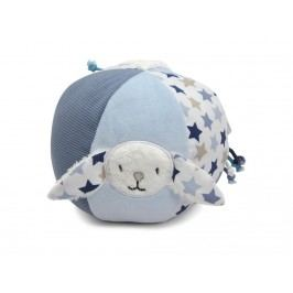 LITTLE DUTCH Mixed Stars Blue Ball Hase , 4343