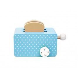 JABADABADO JaBa Café Toaster aus Holz Blau H13080