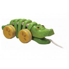 PLAN TOYS PlanToys Tanzendes Krokodil Länge 22,5cm 4005609