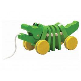 PLAN TOYS PlanToys Tanzendes Krokodil Länge 24,5cm 4005105