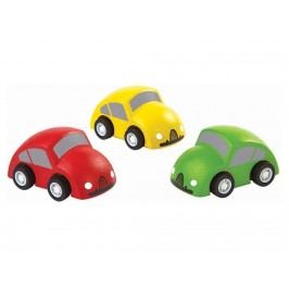 PLAN TOYS PlanToys Auto 3er-Set 4006024