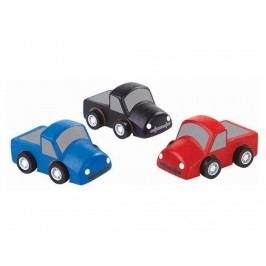 PLAN TOYS PlanToys Mini-Trucks 3er-Set 4006022