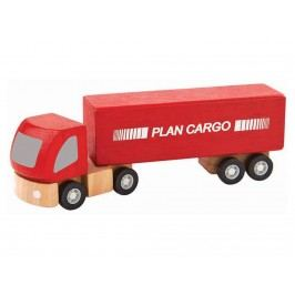 PLAN TOYS PlanToys Lastwagen Rot 4006006