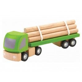 PLAN TOYS PlanToys Holztransporter 4006005