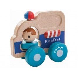 PLAN TOYS PlanToys Rettungswagen 4005686