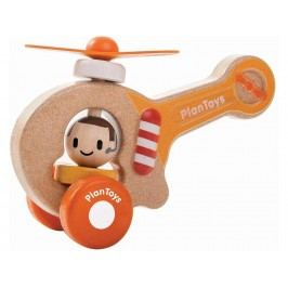 PLAN TOYS PlanToys Hubschrauber 4005685
