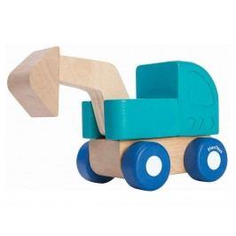 PLAN TOYS PlanToys Mini Bagger 4005439
