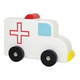 JABADABADO JaBa WooD Holz Krankenwagen W7057