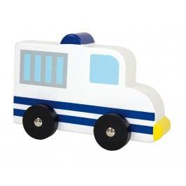 JABADABADO JaBa WooD Holz Polizeiauto W7056