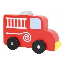 JABADABADO JaBa WooD Holz Feuerwehrauto W7055