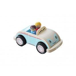 INDIGO JAMM® Holz Auto Cabrio mit 2 Figuren Charlie´s Car IIJ8042